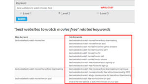 SEO-Chat-Suggestion-Keyword-Finder