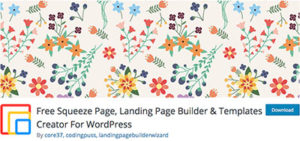 WordPress-landing-page-plugin